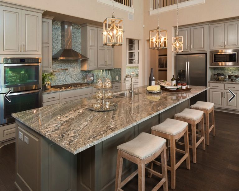 Granite Is Still the Most Popular Kitchen Counter