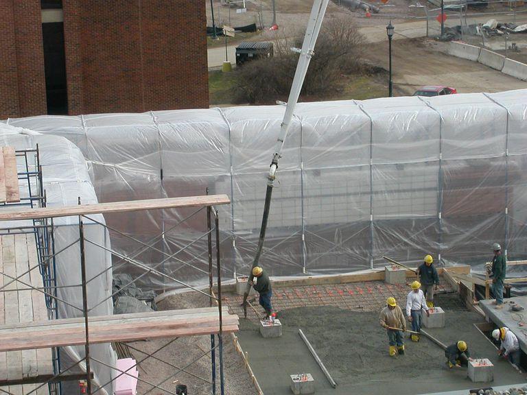 Nueva sociedad de Green Concrete Company