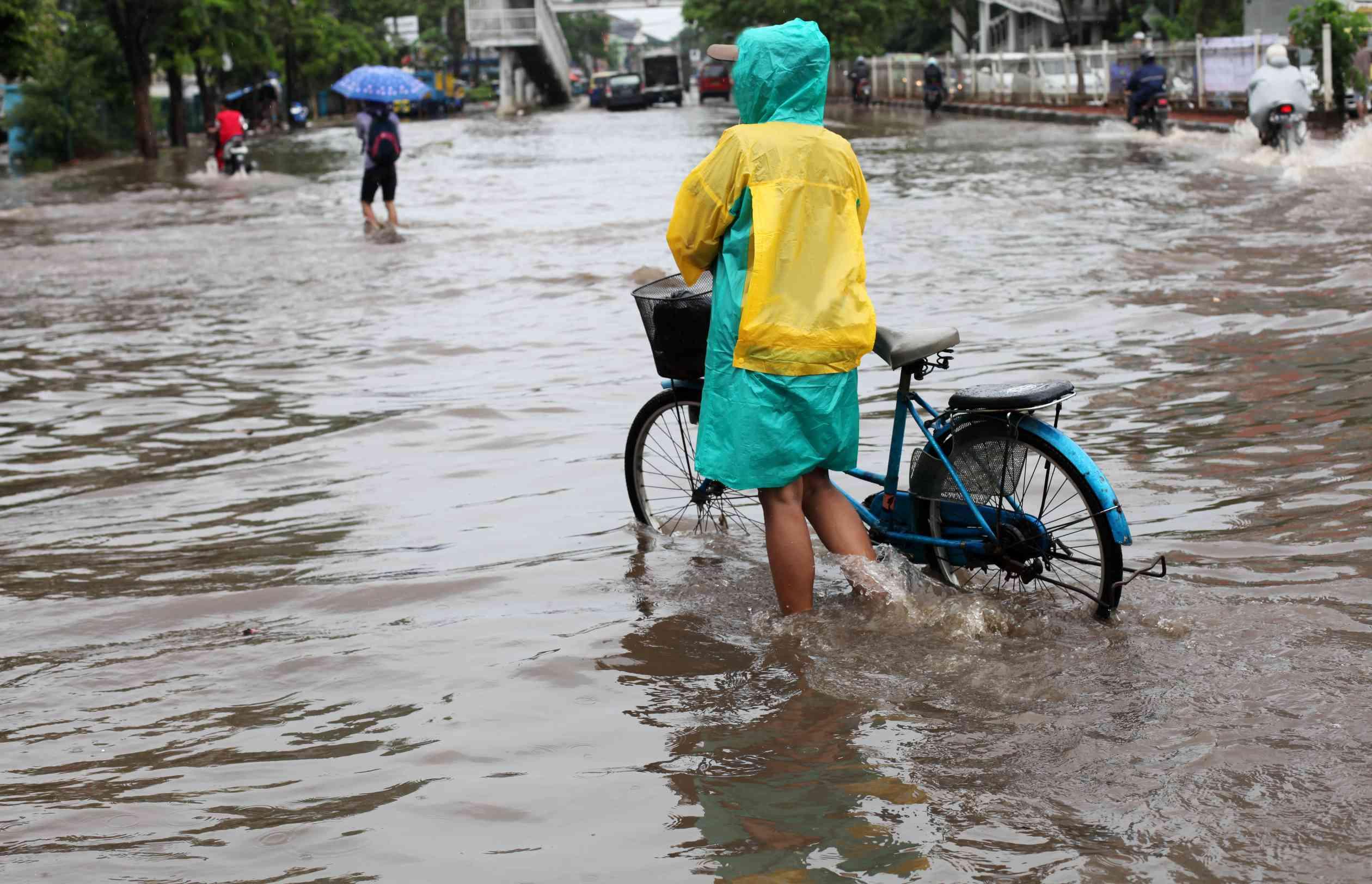 Flood in the Street