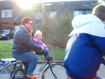 Why the Dutch Don't Wear Helmets