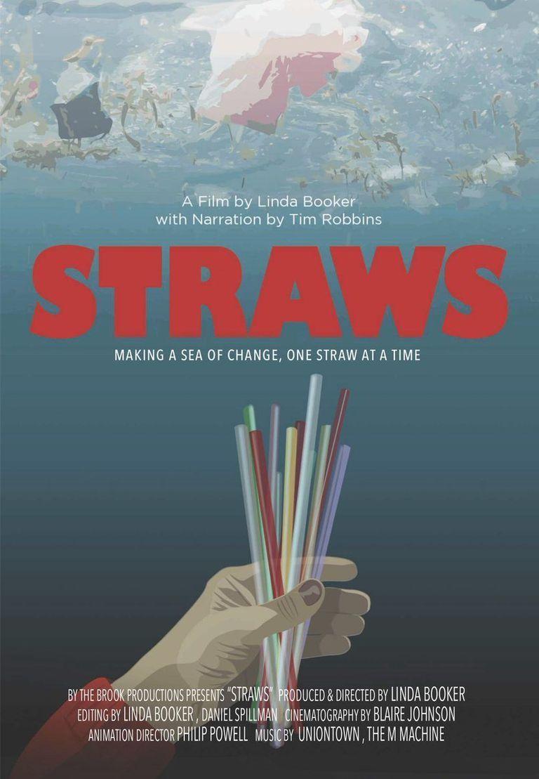 La película 'Straws' revela cómo la pajita en tu bebida está dañando al mundo
