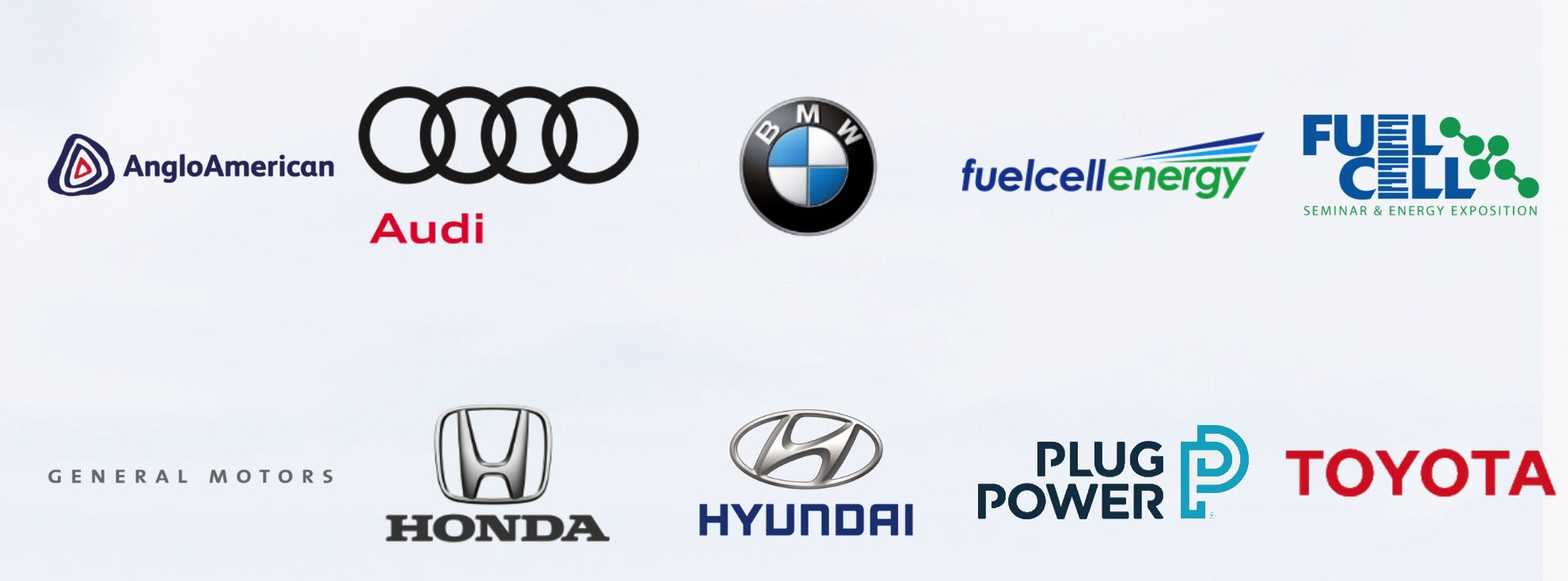 Fuel Cell and Hydrogen Energy Association sponsors