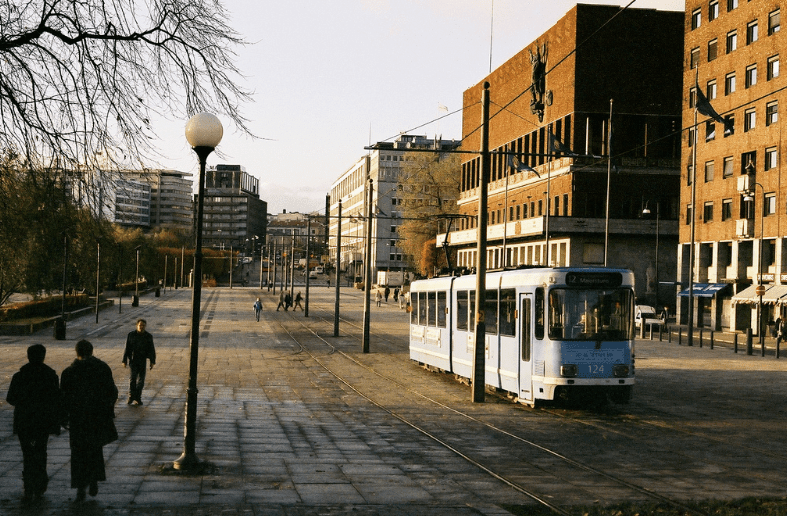 Streets of Oslo