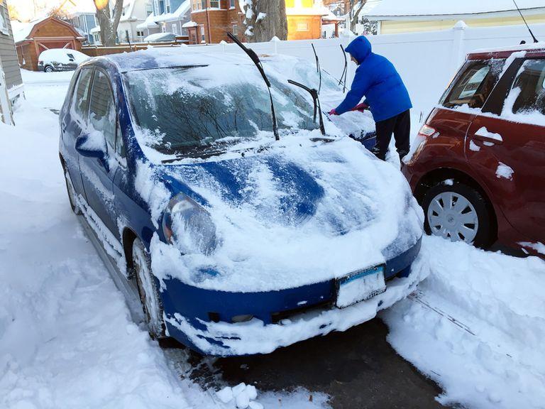La clave para conducir en invierno: ¡Esté preparado y no actúe como un idiota!