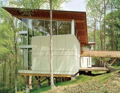 Casa Strickland-Ferris de Frank Harmon
