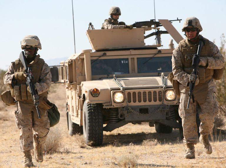 Infantes de Marina de EE. UU. realizarán auditorías energéticas en Afganistán