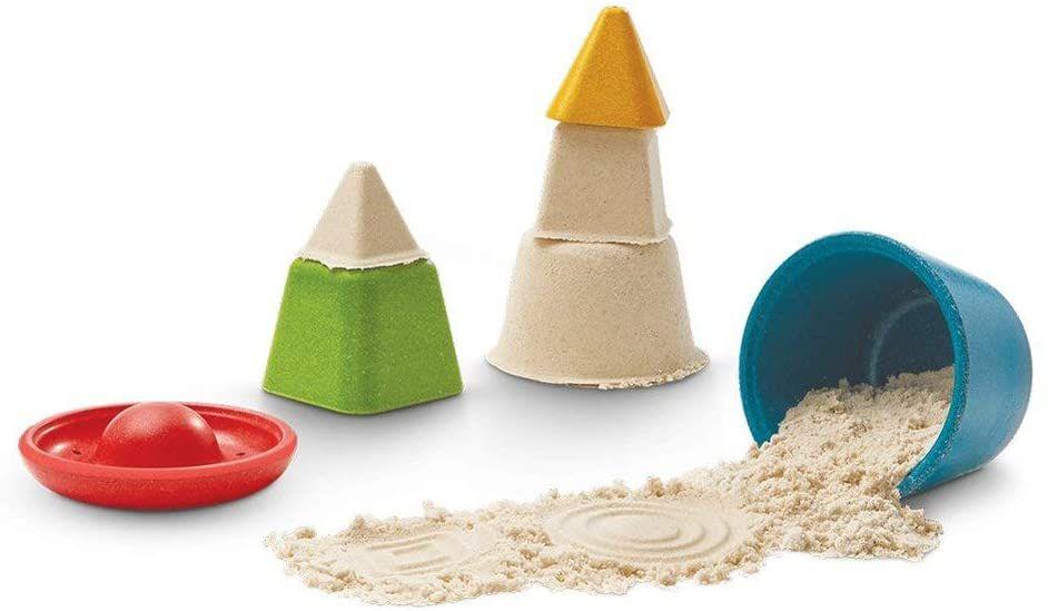 PlanToys Beach and Creative Sand Play Set