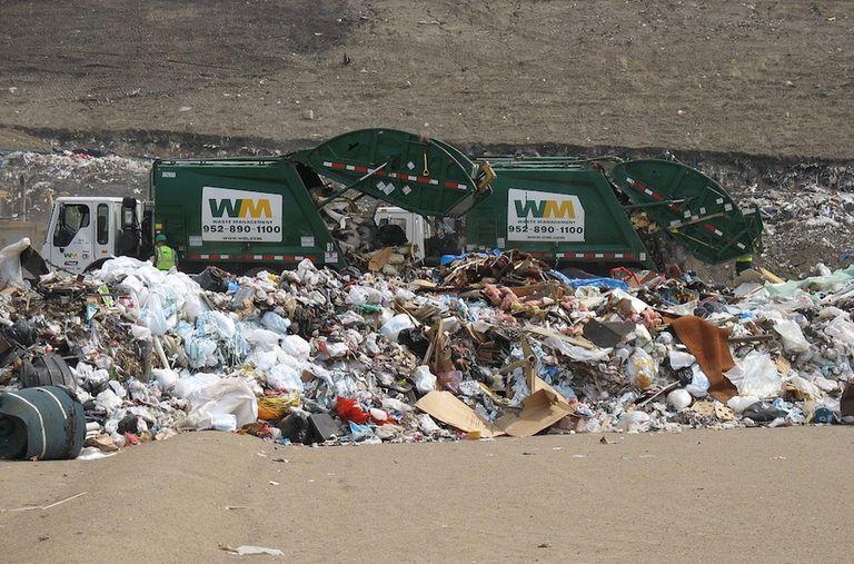 Para 2030, 6 millones de toneladas de basura en el Reino Unido no tendrán adónde ir