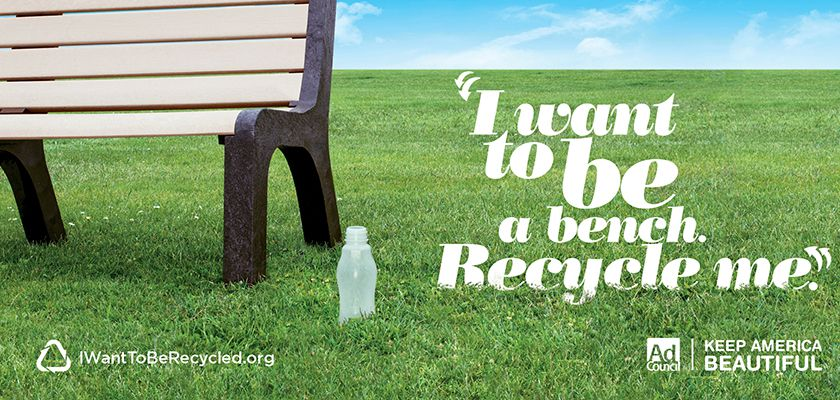 ad for recycling