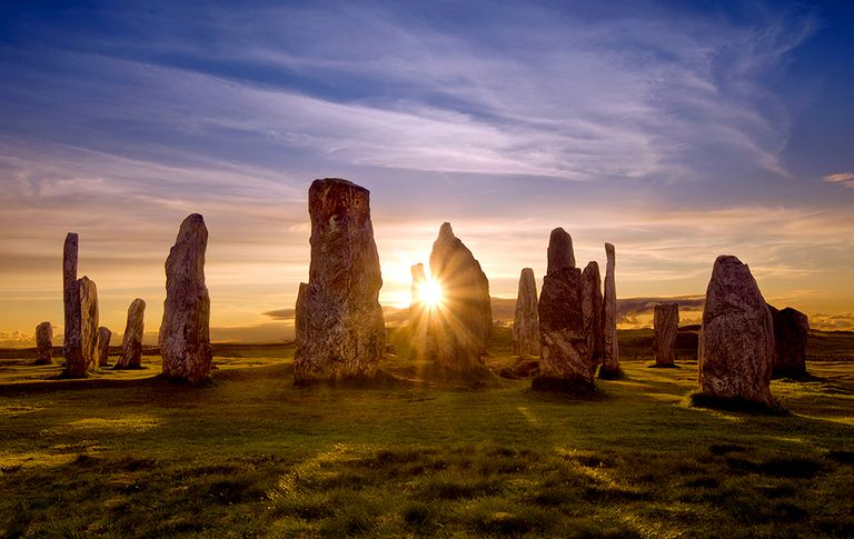 Stone Circles That Predate Stonehenge by 500 Years Align With Sun, Moon