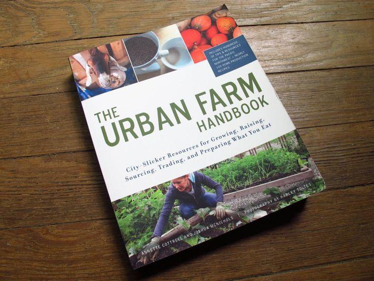 The Urban Farm Handbook Cover Photo