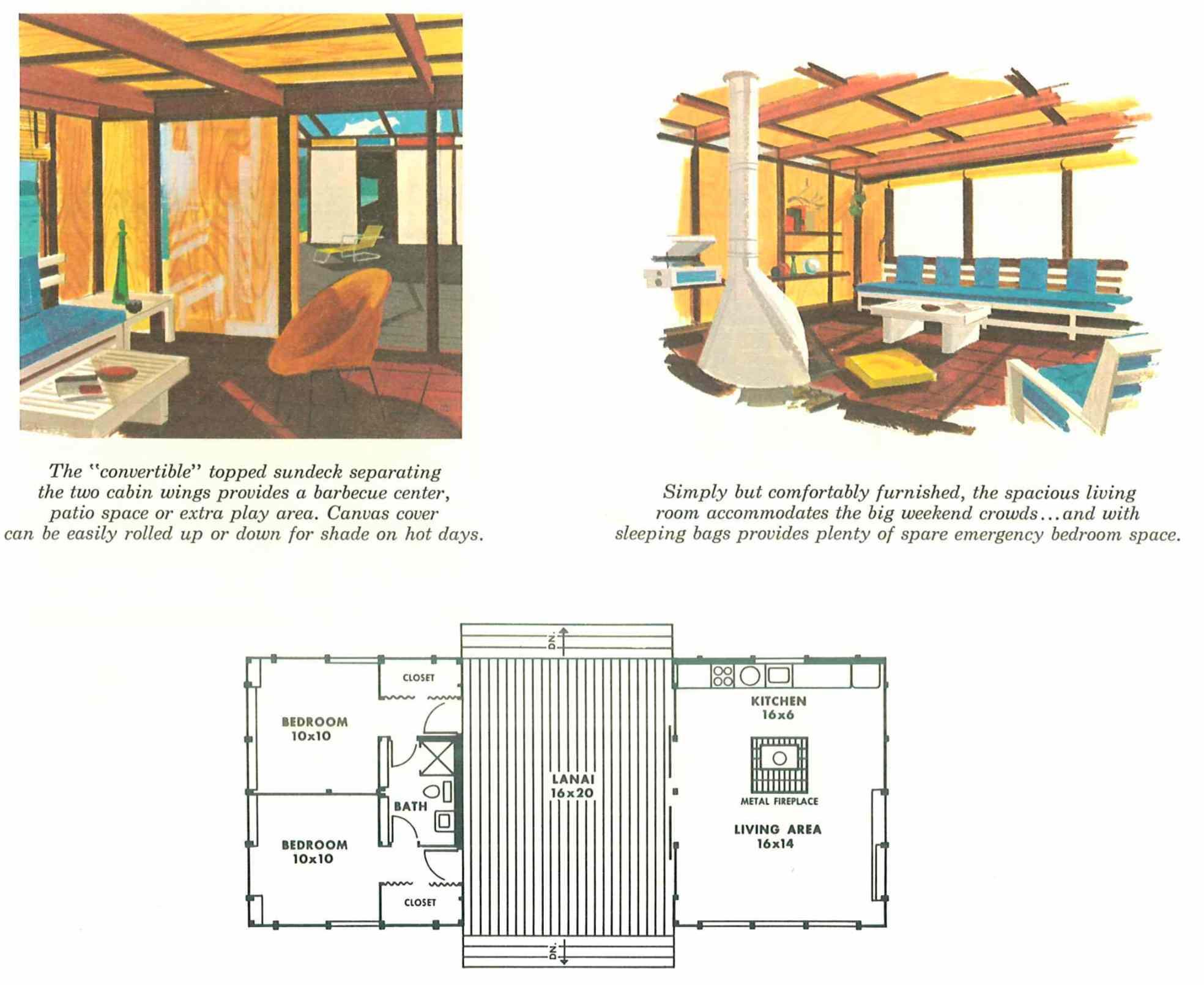 Convertible Interior
