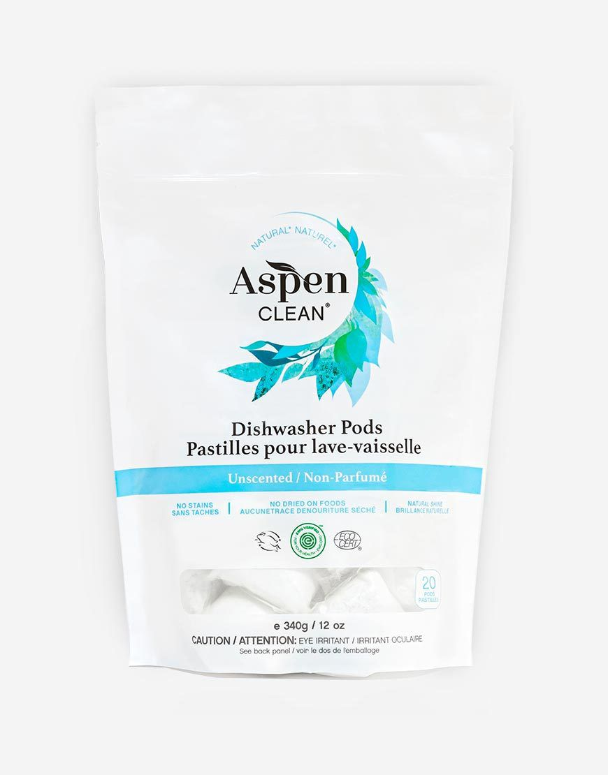 Aspen Clean Dishwasher Pods