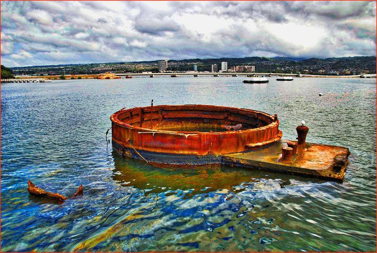 8 naufragios que podrían hundir el medio ambiente