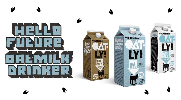 Si no has probado Oatly (leche de avena), deberías