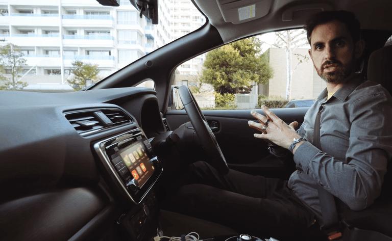 Nissan Leaf 2.0: ¿Cómo es conducir?