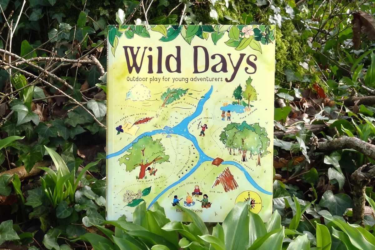 Wild Days book cover