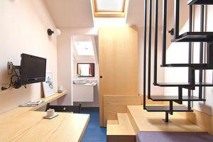 chambre de bonne micro loft nonestudio living space