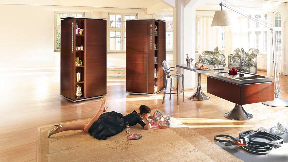 Warrendorf Kitchen by Philippe Starck