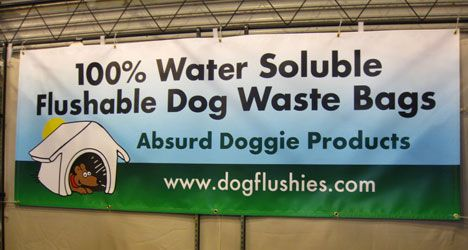doggie bag banner photo