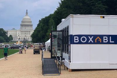 Boxabl goes to Washington