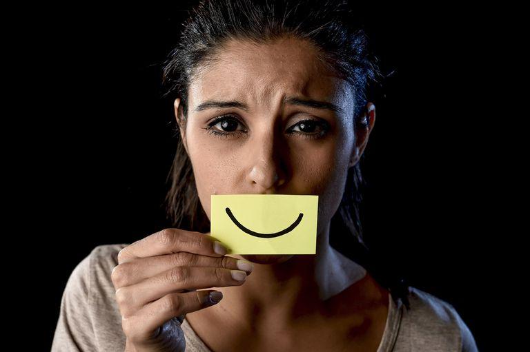 ¿Sufre usted de depresión sonriente?
