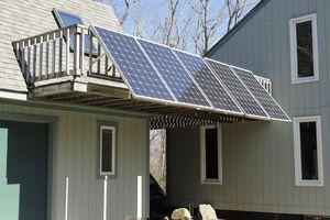 SpinRay Energy Solar Panels