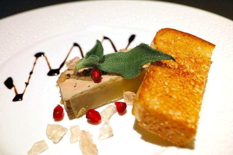 La ciudad de Nueva York prohíbe el foie gras