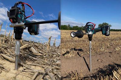 Yard Stick at work
