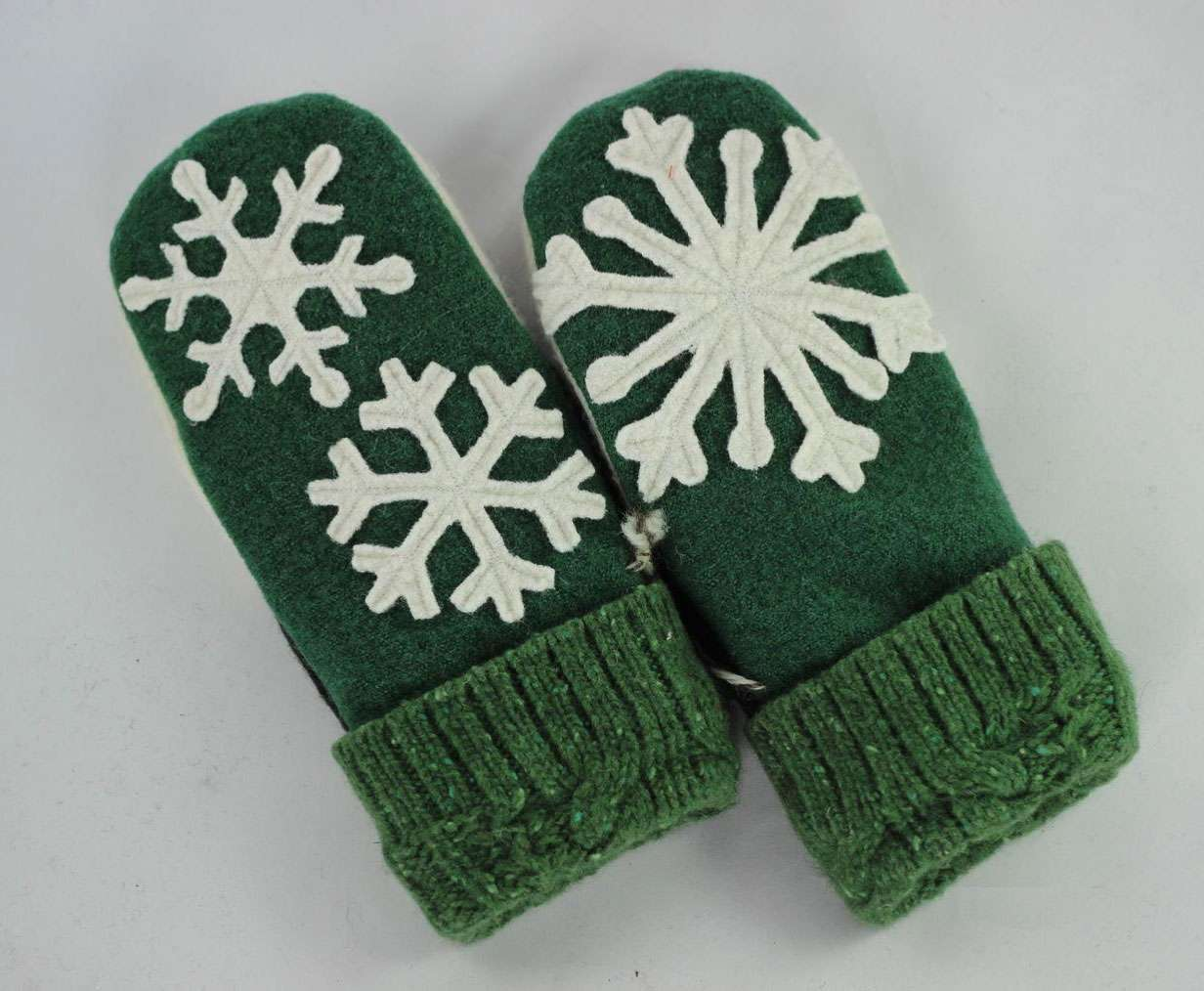 Old Wool New Mittens