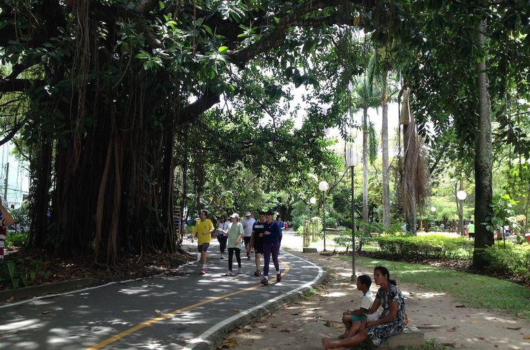 Este hermoso parque urbano tropical tiene algo para todos