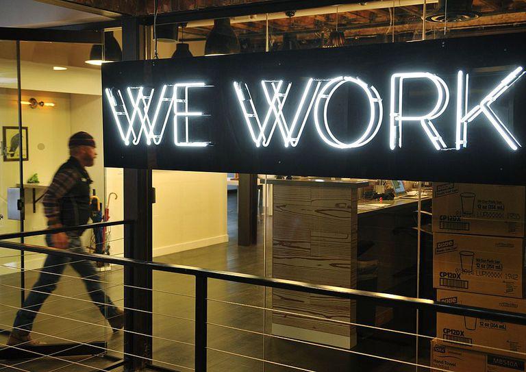 El coworking es una gran idea, pero ¿puede WeWork sobrevivir?