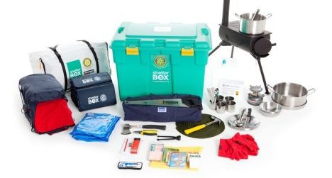Shelterbox emergency supplies