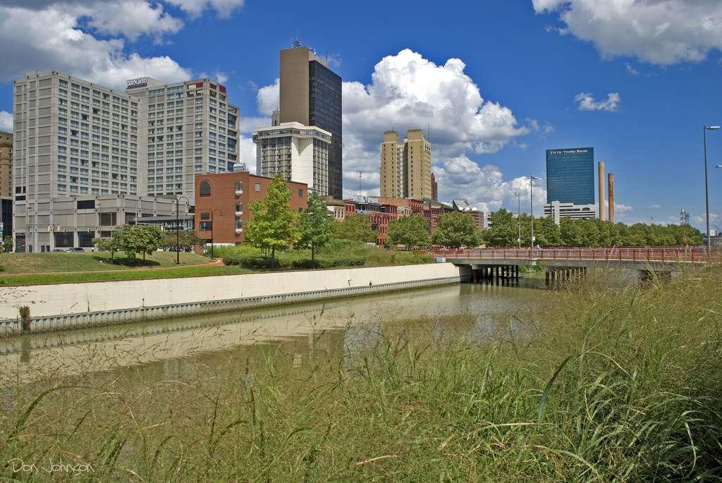 Toledo, Ohio, skyline