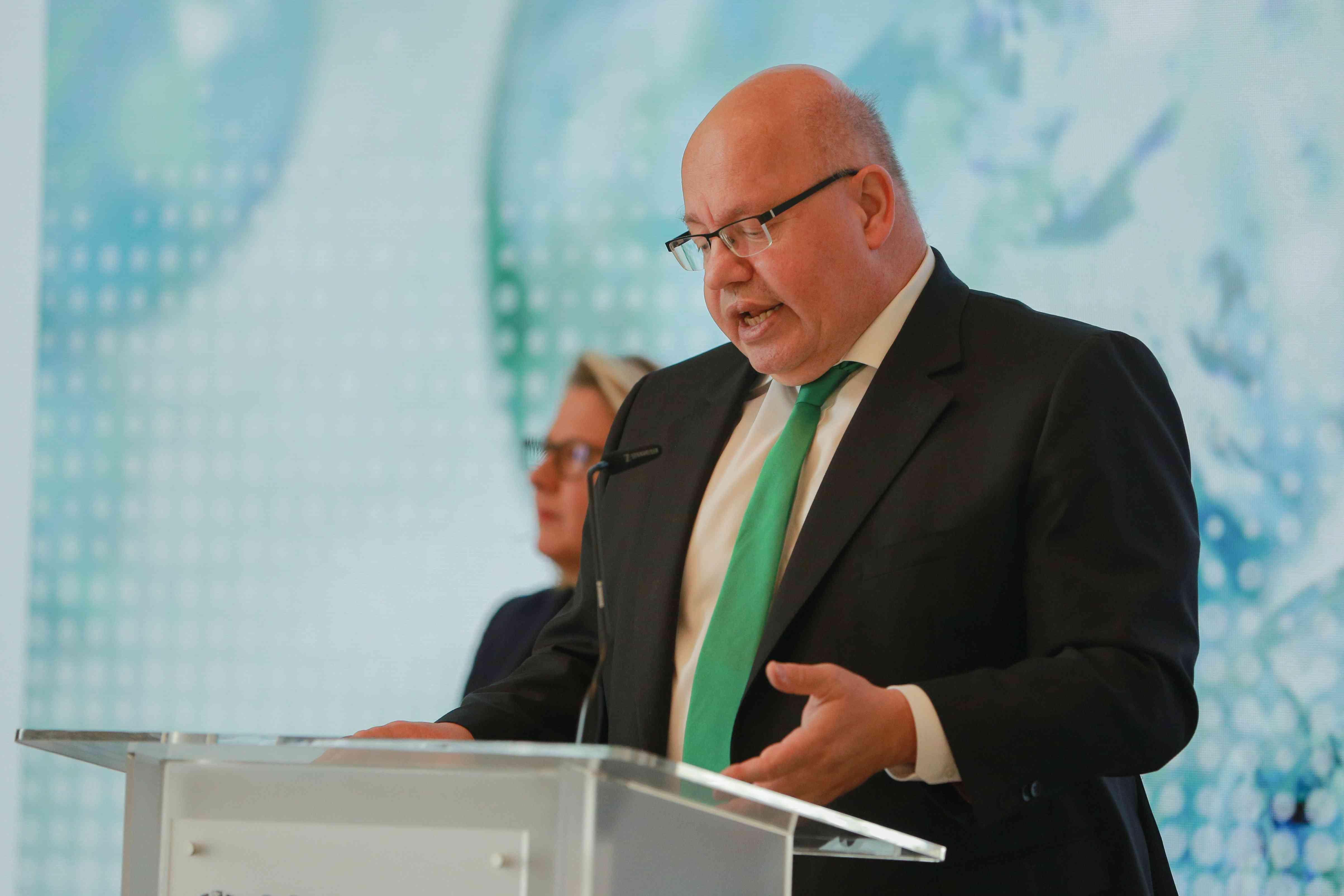 erman Economy Minister Peter Altmaier