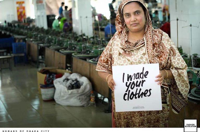 Los trabajadores de la confección sufren cuando las marcas de moda cancelan sus pedidos