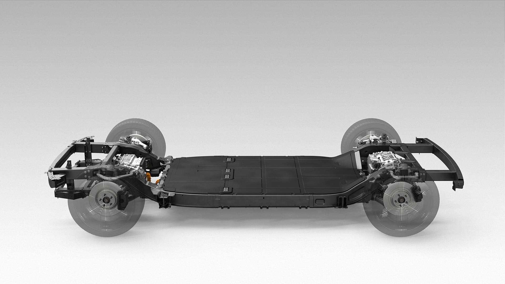 Canoo Skateboard