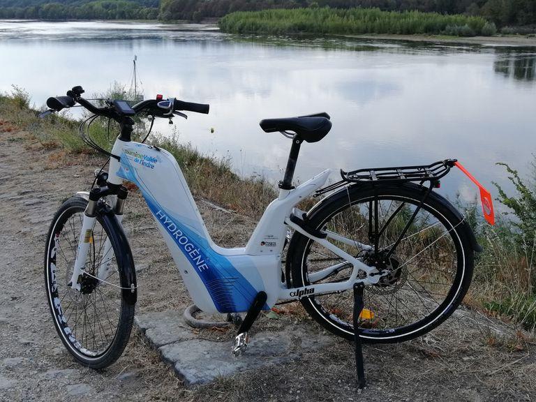 αlpha electric bike, from Pragma Industries