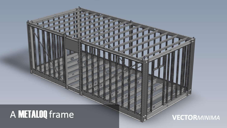Metaloq Frame