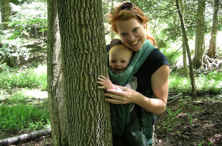 Llevar al bebé es bueno para la mamá e incluso mejor para el bebé