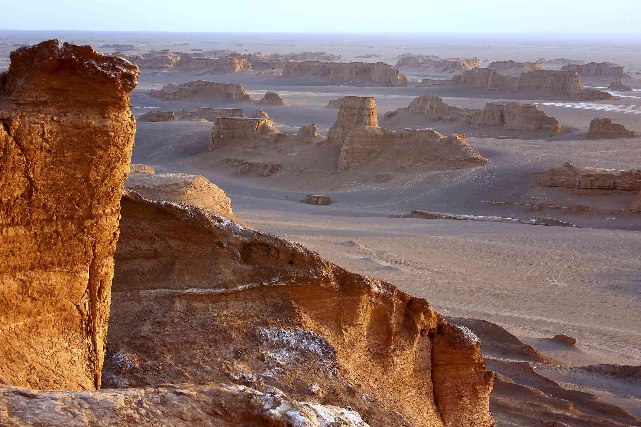 The Lut Desert