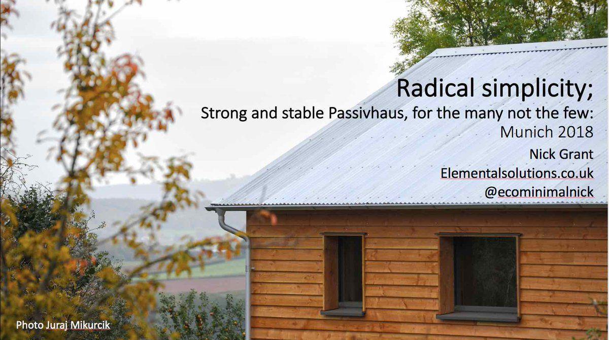 Radical Simplicty