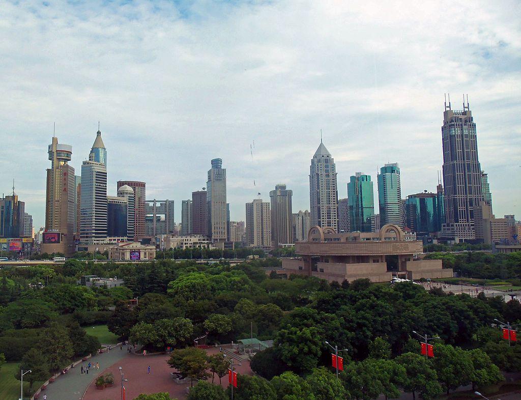 People's Park, Shanghai