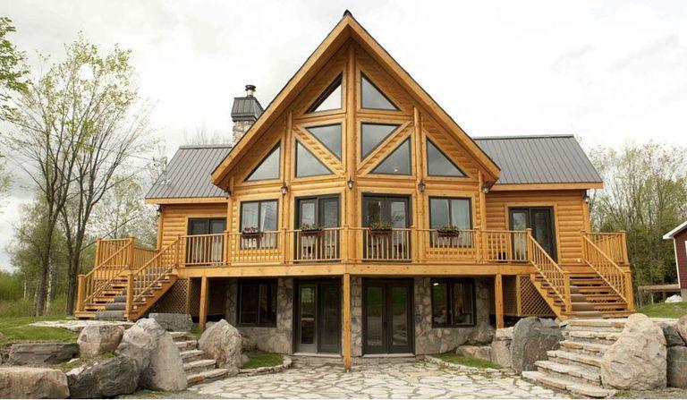Timberlock Homes