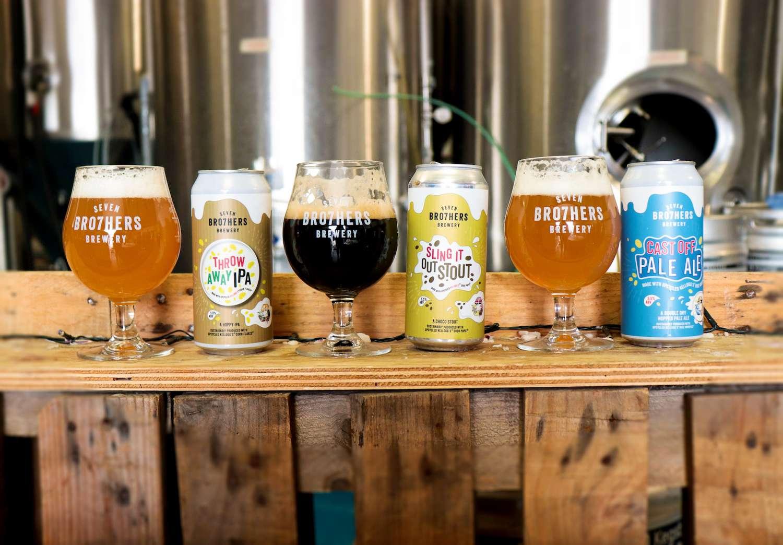 Seven Brothers beers