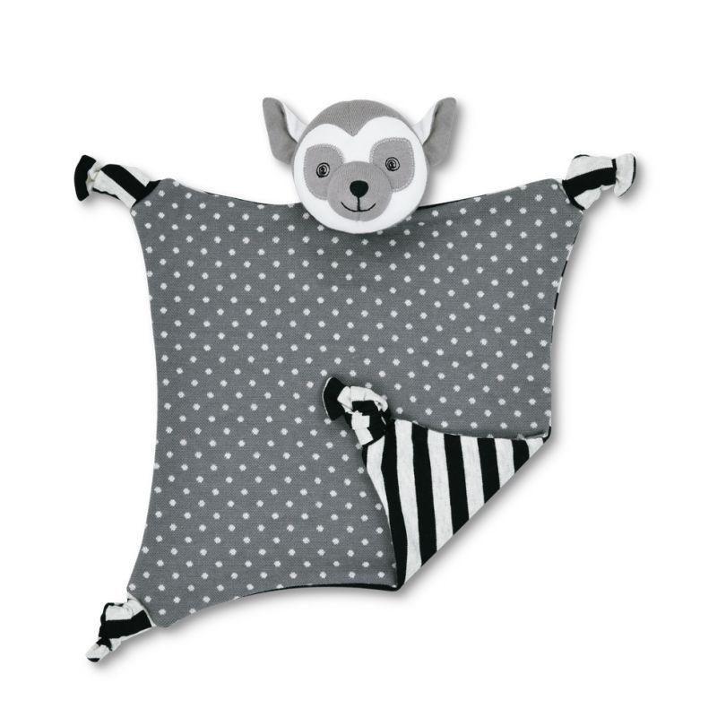 Bruce Lemur Blankie