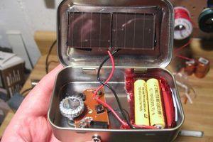solar radio project photo