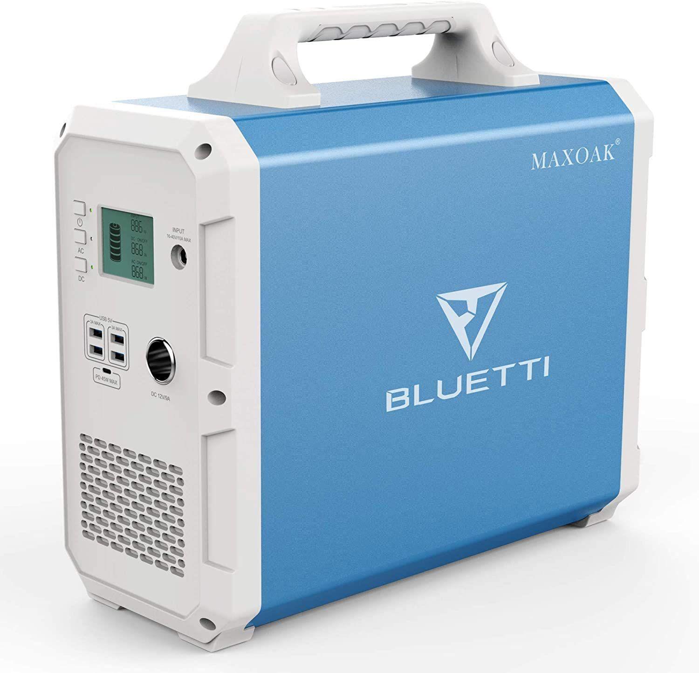 MaxOak Bluetti EB150