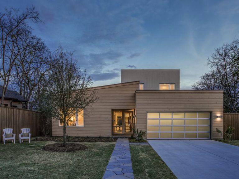 Se construyó una casa pasiva específica en Dallas. ¿Morderán los compradores?