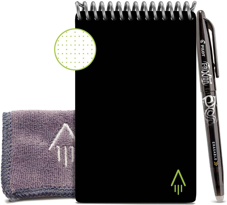 Rocketbook Smart Reusable Notebook Mini